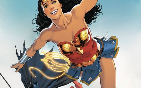 Wonder Woman Annual #1 (Preview)